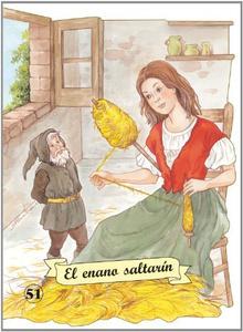 El enano saltarin (Troquelados clasicos series) (Spanish Edition)