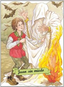 Juan sin miedo (Troquelados clasicos series) (Spanish Edition)