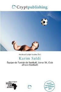 Karim Saidi (French Edition)