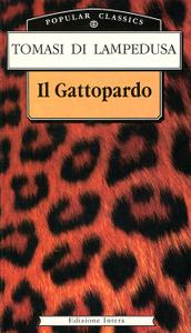 Интернет магазин OZON.ru предлагает купить книгу Il Gattopardo с