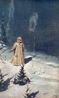 Снегурочка: Весенняя сказка в четырех действиях с прологом