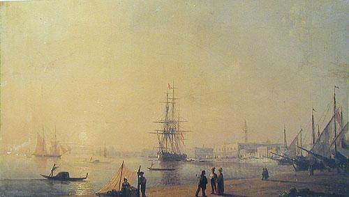 Айвазовский. 1817-1900