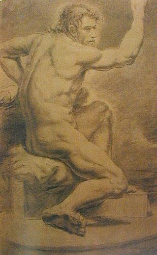 Акварель и рисунок XVIII - первой половины XIX века в собрании Государственной Третьяковской Галереи