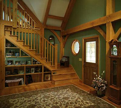 Деревянные дома. Искусство и мастерство