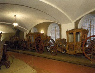 Каталог собрания. Экипажи XVI-XVIII веков
