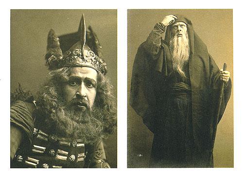 Русский театр. 1824-1941. Иллюстрированная хроника российской театральной жизни
