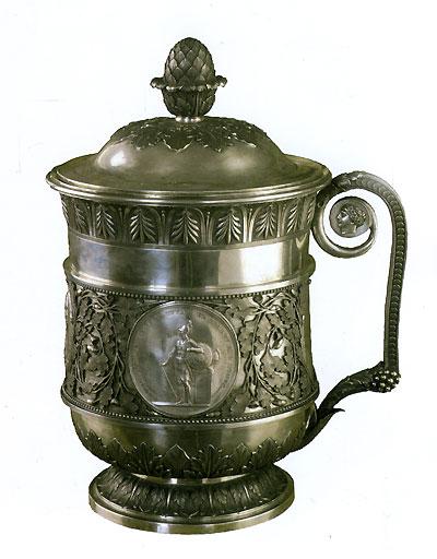 Russian Silver