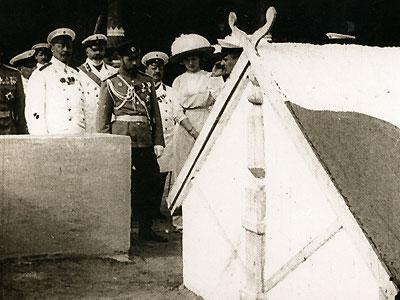 Россия в кинокадре. 1896-1916