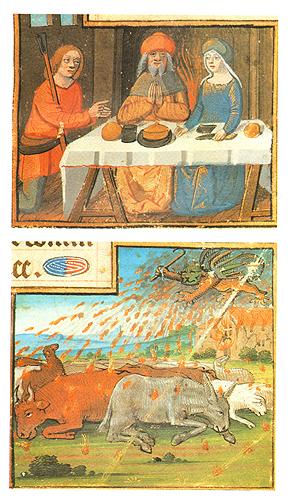 Franzosische Buchmalerei des XV. Jahrhunderts in Moskauer Sammlungen. Stundenbucher