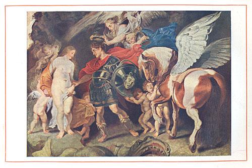 Античное и западноевропейское искусство