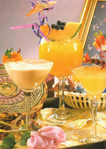 Волшебные коктейли
