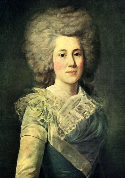 Французский портрет XVII века