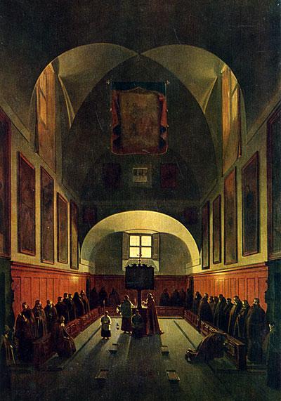 Французская живопись первой половины и середины XIX века в Эрмитаже