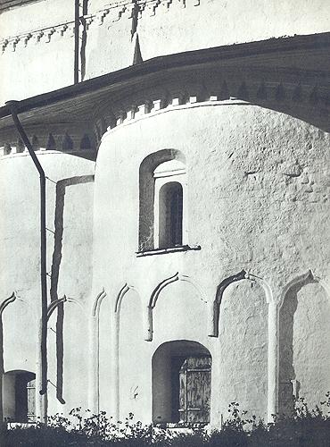 Каргополь. Памятники древнерусского зодчества