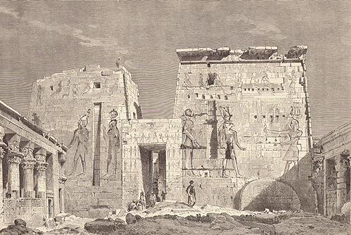Египет в иллюстрациях и описаниях (комплект из 2 книг)