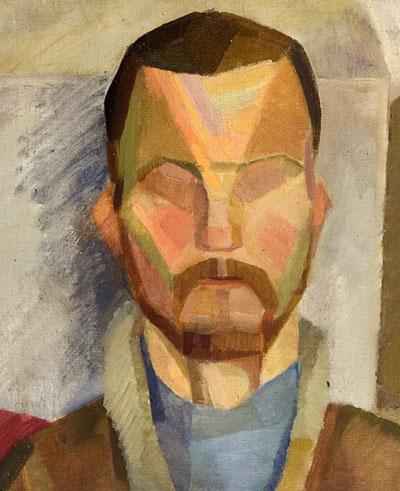 ������ �������. ��������� �������� ��������� / Mikhail Matyushin: Professor of Academy of Arts