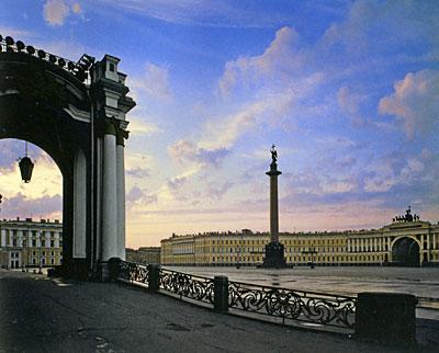 Белые ночи. Санкт-Петербург