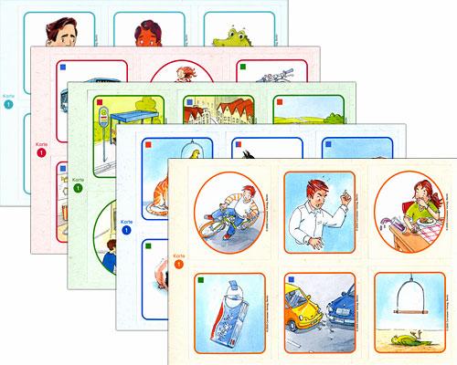 Kiras Lernwelt: Wort-Bild-Karten