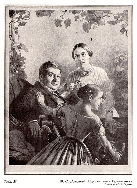 Русская литография XIX века
