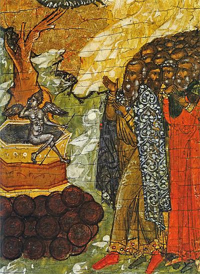 Святитель Николай Чудотворец. Житие в иконе