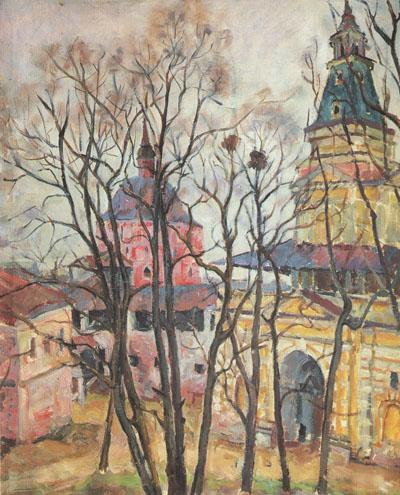 Русские монастыри. Искусство и традиции