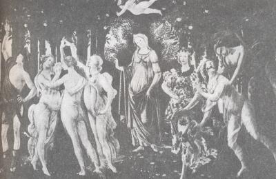 История искусства зарубежных стран. Средние века, Возрождение