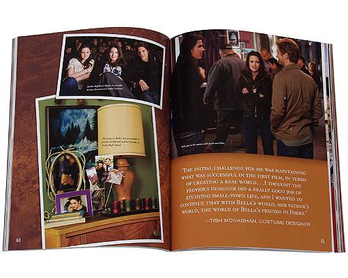 The Twilight Saga: New Moon: The Official Illustrated Movie Companion
