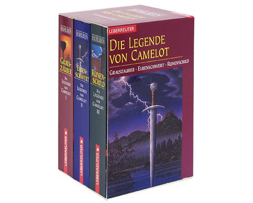 Die Legende von Camelot (комплект из 3 книг)