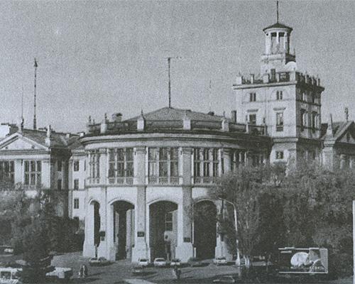 Архитектура сталинской эпохи. Опыт исторического осмысления