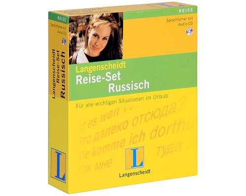 Langenscheidt Reise-Set Russisch (+ CD-ROM)