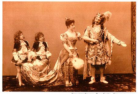 Три века петербургского балета
