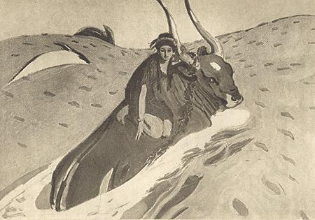 """Художественно-иллюстрированный журнал """"Баян"""". Выпуски №1-10"""