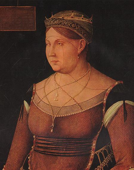 Italienische Renaissanceportrats