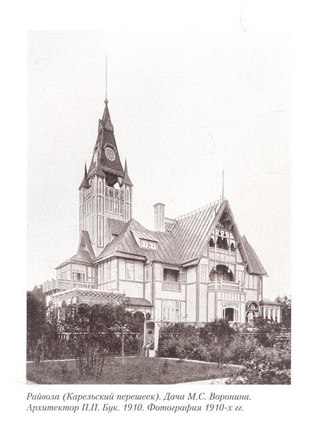Деревянный дом. История и архитектура