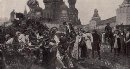 Русские мастера живописи. Василий Иванович Суриков