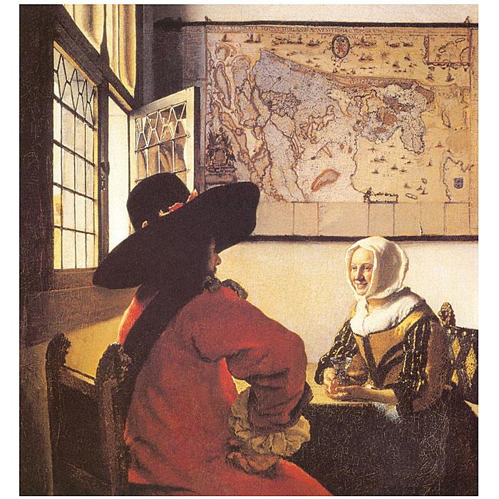 Вермер и делфтская школа ( 978-5-7793-2141-9 )