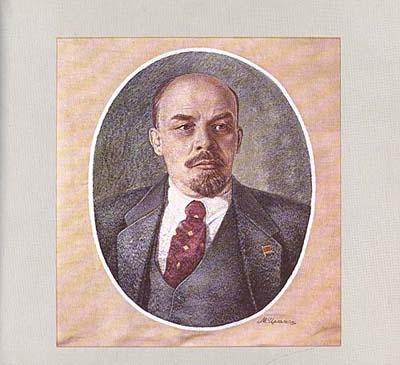 Образ В. И. Ленина в народном и декоративно-прикладном искусстве Российской Федерации