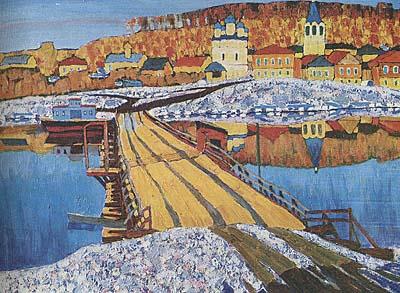 Памятники Отечества в произведениях художников Российской Федерации