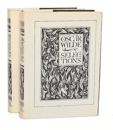 Oscar Wilde. Selections (комплект из 2 книг)