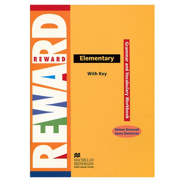 Reward Elementary: Grammar and Vocabulary Workbook with Key