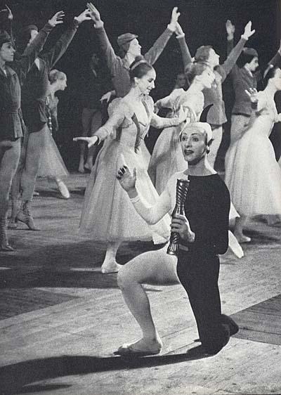 Leningrader Ballett
