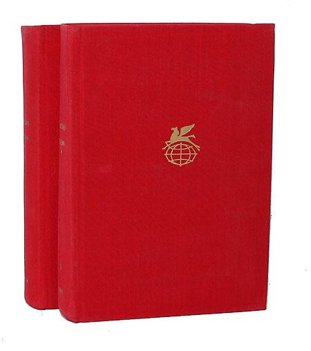 Советская поэзия (комплект из 2 книг)