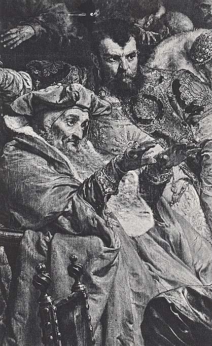 Ян Матейко. Альбом