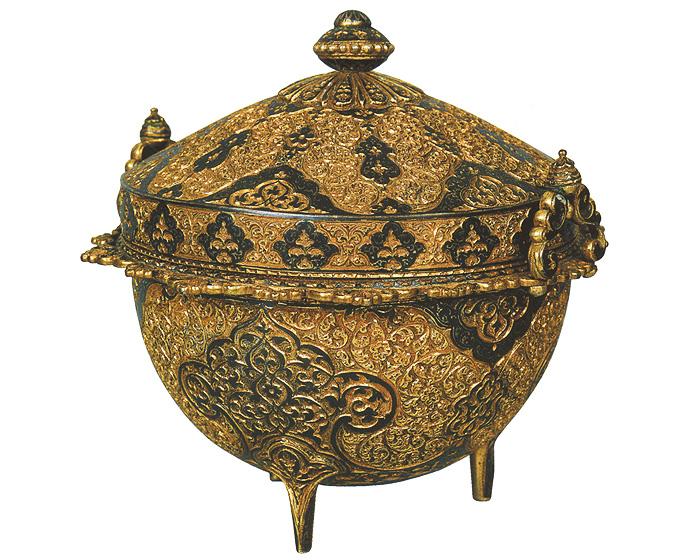 Die Juwelierkunst aus dem Hordkaukasus: Kubatschi