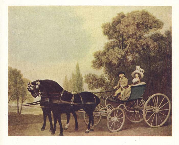 Английские художники от Хогарта до Тернера