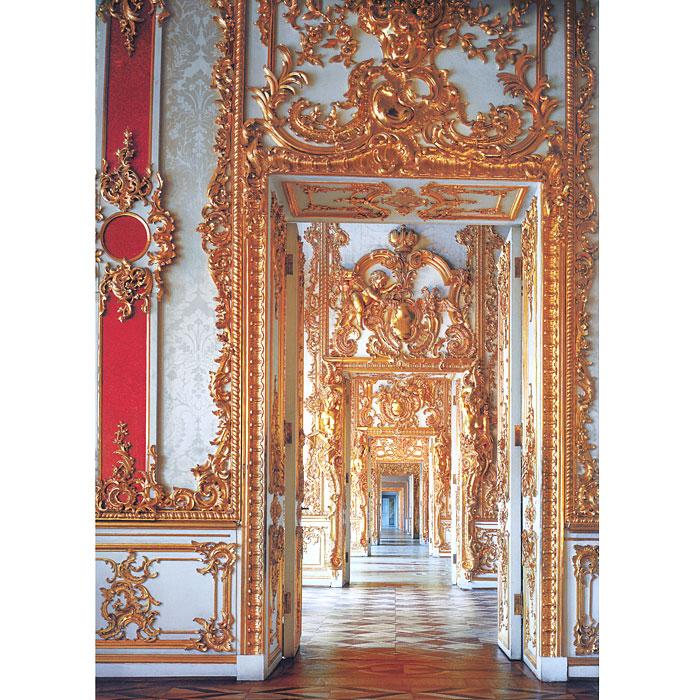 Tsarskoye Selo: Catherine Palace & Park