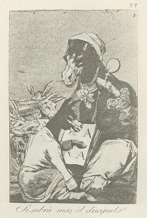 Goya. Caprichos