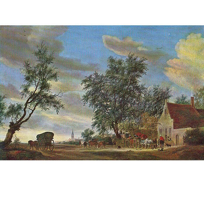 Hollandische Landschaftsbilder