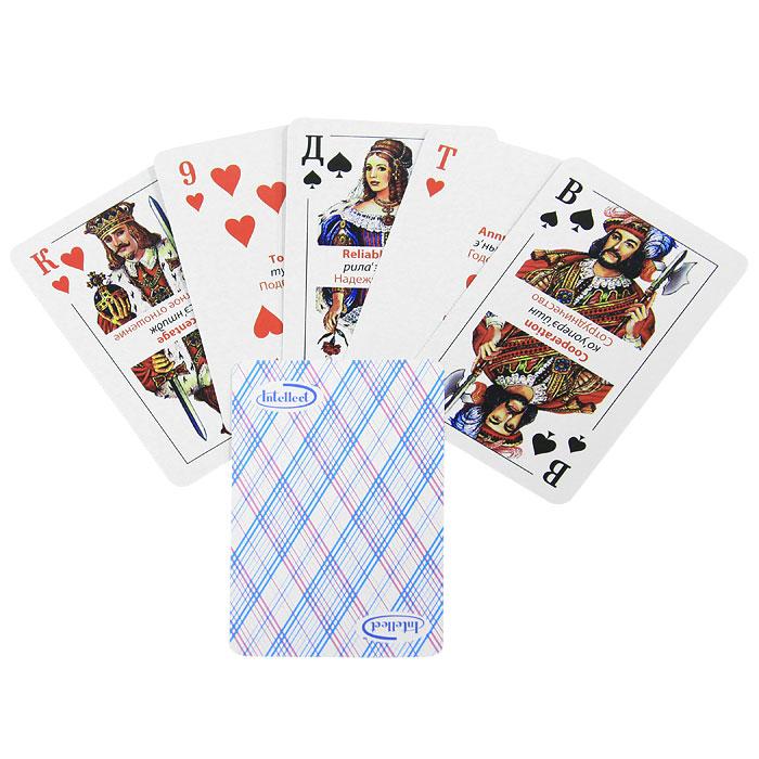Учи, играючи! English 7 (комплект из 36 карт)