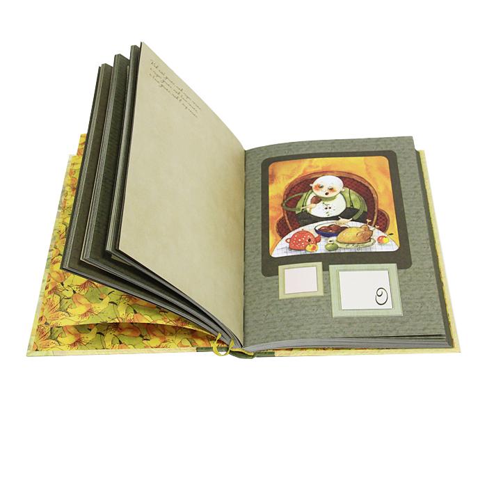 Азбука домашнего волшебства... И телефонная книжка для полного счастья. Блокнот для записей